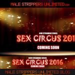 Male Strippers Unlimited X