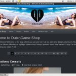 Dutch Dame Hd Free