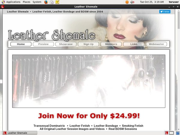 Leathershemale.com Net